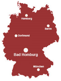 WBZ Karte Hauptgeschaeftsstelle Bad Homburg